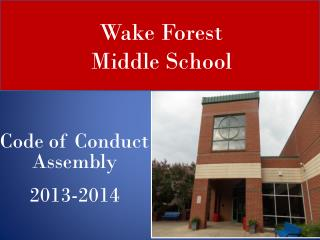 Wake  Forest Middle School