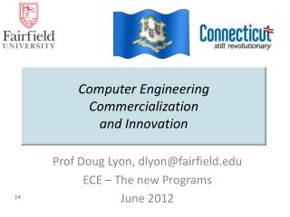Computer Engineering  Commercialization  and Innovation