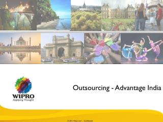 Outsourcing - Advantage India