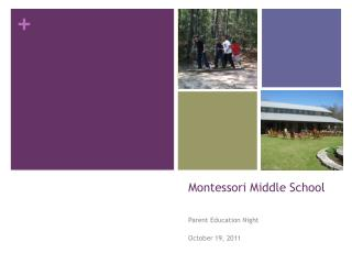 Montessori Middle School