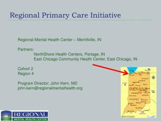 Regional Primary Care Initiative