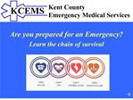 kent county  emergency medical services
