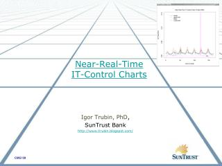 Near-Real-Time  IT-Control Charts