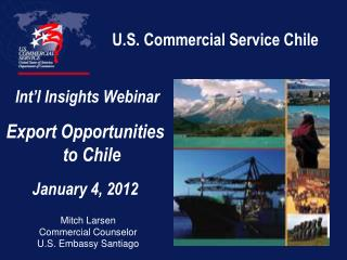 U.S. Commercial Service Chile
