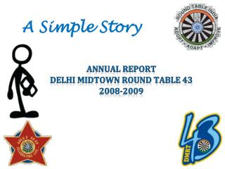 Annual Report   Delhi Midtown Round Table 43 2008-2009