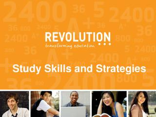 Study Skills and Strategies
