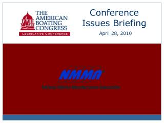 Conference Issues Briefing