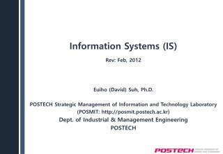 Information Systems (IS)