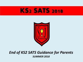 KS2 SATS 2018