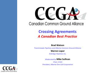 Crossing Agreements A Canadian Best Practice