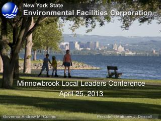 New York State Environmental Facilities Corporation