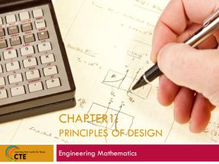 Chapter1:  PRINCIPLES OF DESIGN