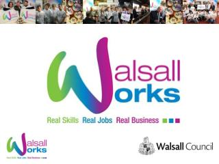 Walsall Works Launch in February 2012