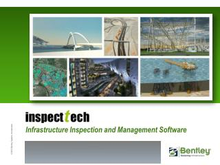 ectTech Infrastructure Inspection and Management Software