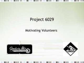 Project 6029