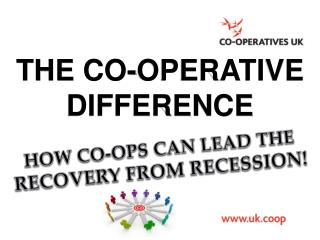 THE CO-OPERATIVE DIFFERENCE
