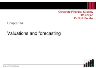 Chapter 14 Valuations and forecasting