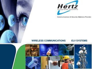 WIRELESS COMMUNICATIONS ELV SYSTEMS
