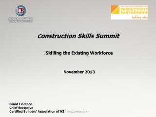 C onstruction Skills Summit