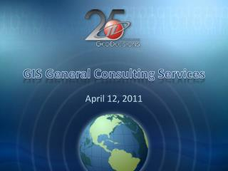 GIS General Consulting Services