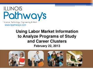 Using Labor Market  Information to Analyze Programs of Study and  Career  Clusters February 22, 2013