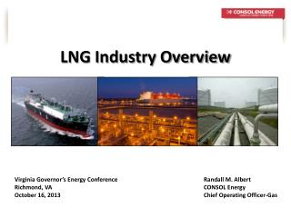 LNG Industry Overview