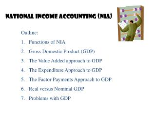 National Income Accounting (NIA)