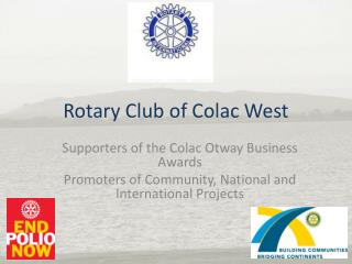 Rotary Club of Colac West