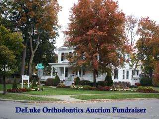 DeLuke Orthodontics Auction Fundraiser