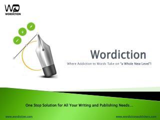 Wordiction