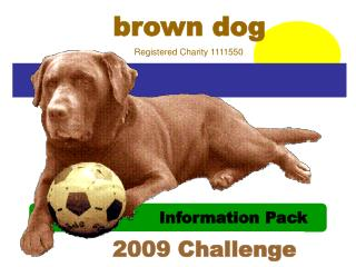 2008 Challenge Information Pack
