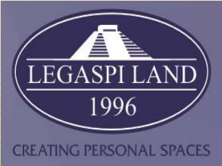 Welcome to Legaspi Land