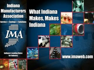 Indiana Manufacturing