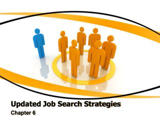 Updated Job Search Strategies