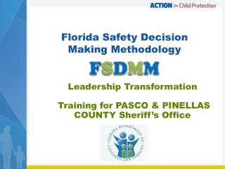 Florida Safety Decision Making Methodology