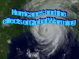 what hurricanes are