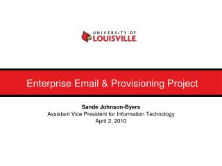Enterprise Email & Provisioning Project