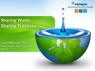 Sharing Water,  Sharing Practices