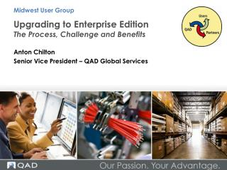 Upgrading to Enterprise Edition The Process, Challenge and Benefits