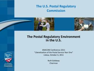 The U.S. Postal Regulatory Commission