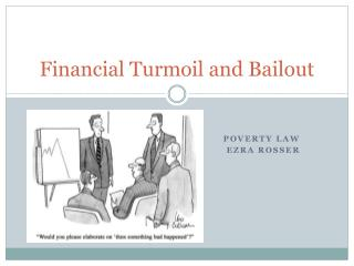 Financial Turmoil and Bailout