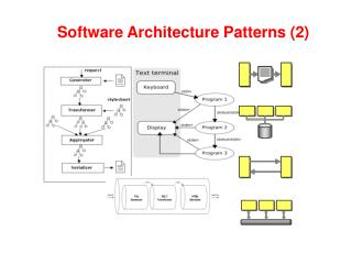 Ppt software architecture pipe and filter model powerpoint software architecture patterns 2 malvernweather Image collections
