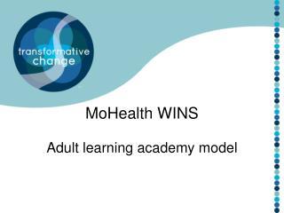 MoHealth WINS