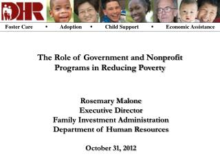 The Role of Government and Nonprofit Programs in Reducing Poverty