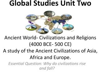 Essential Question: Why do civilizations rise and fall?
