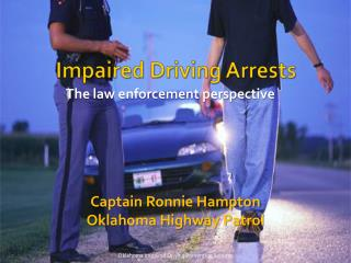 Impaired Driving Arrests
