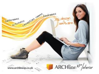 What is  ARCHLine.XP  INTERIOR?