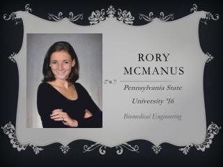 Rory McManus