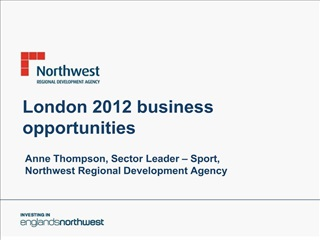 london 2012 business opportunities
