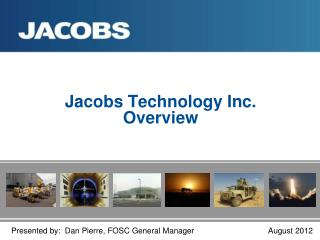Jacobs Technology Inc. Overview